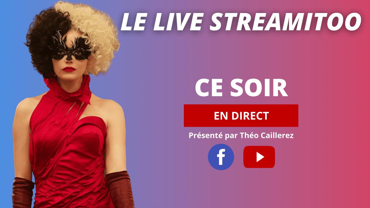 """""""Disney+ France"""" se donne en live pour parler des prochaines sorties!"""