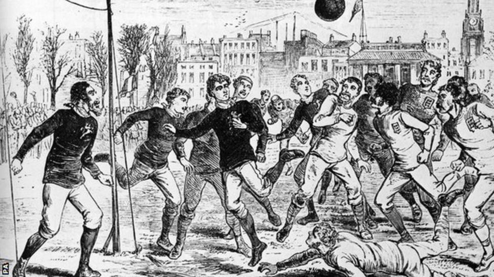 Football : quand Edouard II en interdit la pratique en 1314 - Cultea