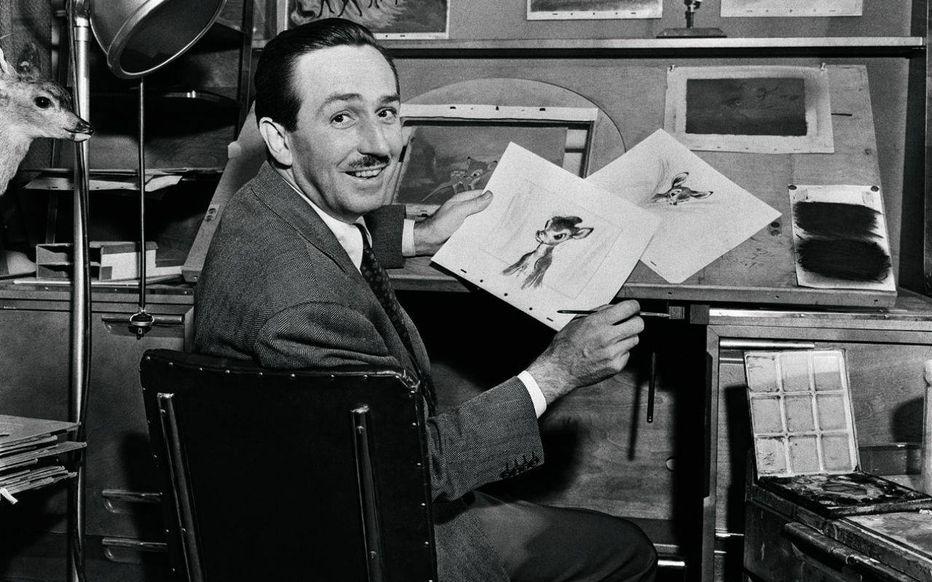Walt Disney : le producteur légendaire était d'origine normande (et noble)
