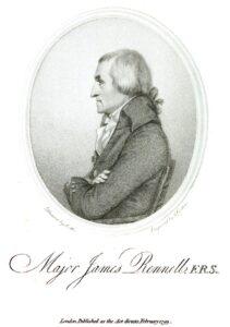 James Rennell - Cultea