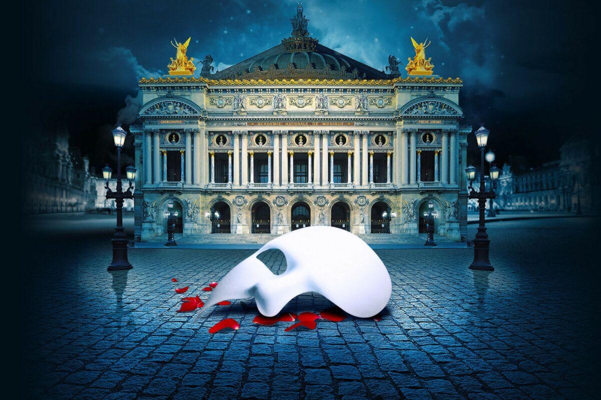 """""""Le Fantôme de l'Opéra"""" : une histoire de fiction inspirée de la réalité - Cultea"""