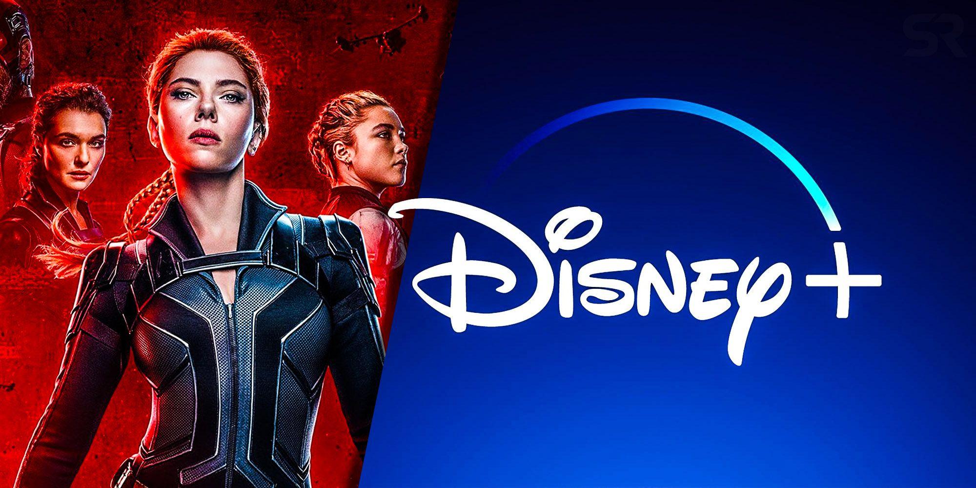 """Disney+ : les cinémas furieux de la double sortie de """"Black Widow"""""""