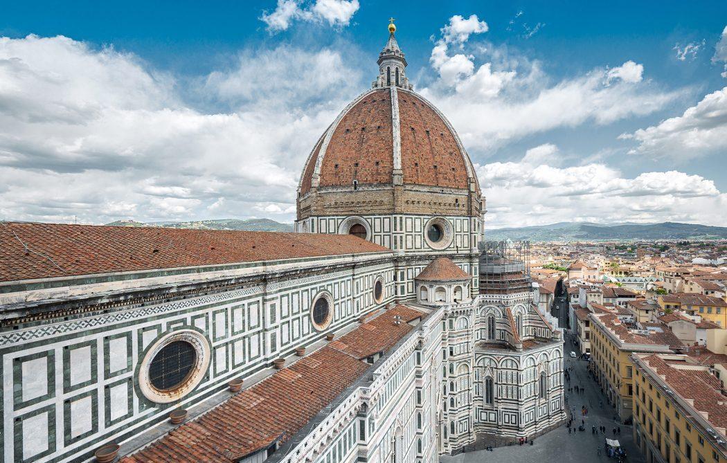 La cathédrale de Florence et l'impossible construction de son dôme