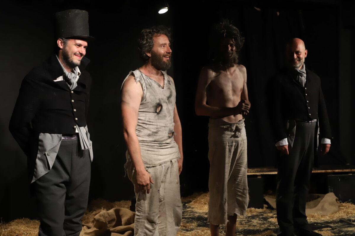 """""""Les Prisonniers du Château d'If"""" : un grand moment de virtuosité [Festival Avignon 2021] - Cultea"""