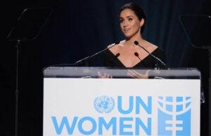 Meghan Markle UN - Cultea