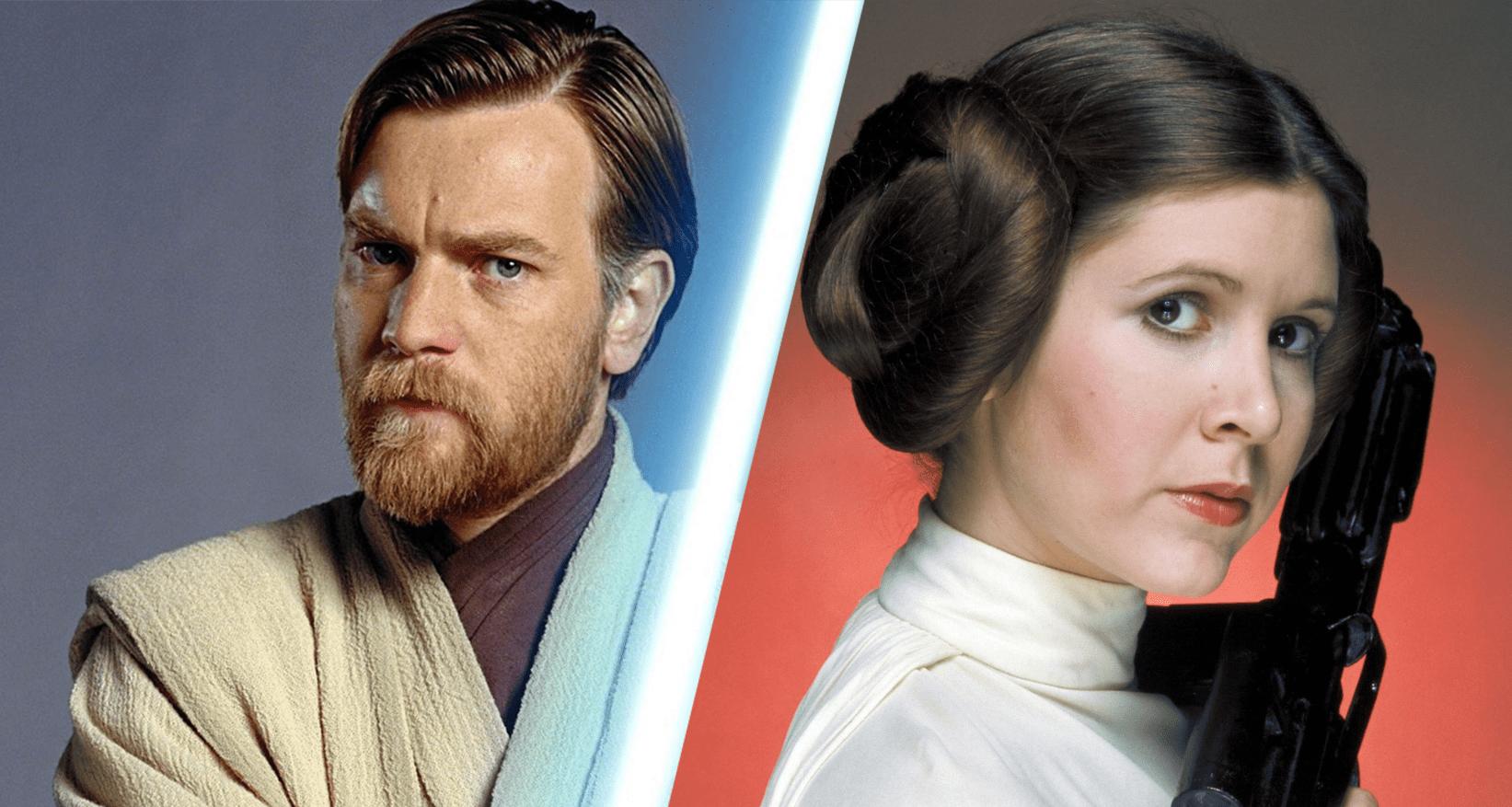 Leia sera dans la série sur Obi-Wan en plus d'une autre surprise (Disney+)