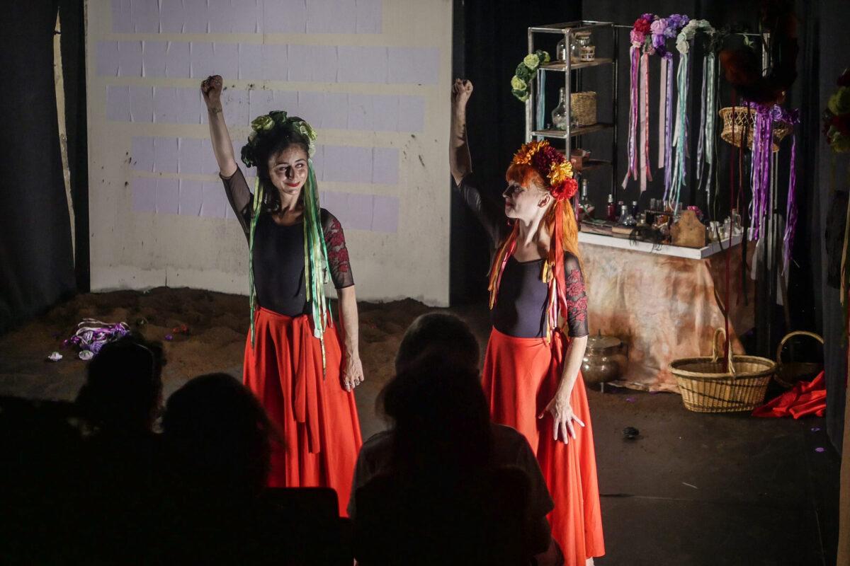 Rencontre avec la Compagnie Plumea [Festival d'Avignon 2021] - Cultea