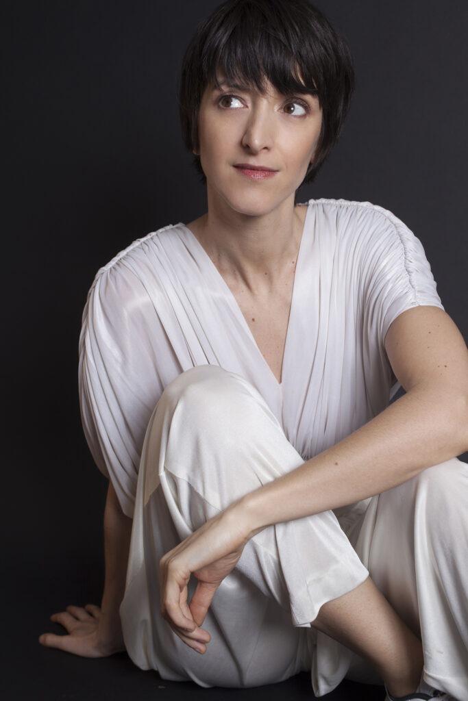Pauline Croze @Julie Trannoy