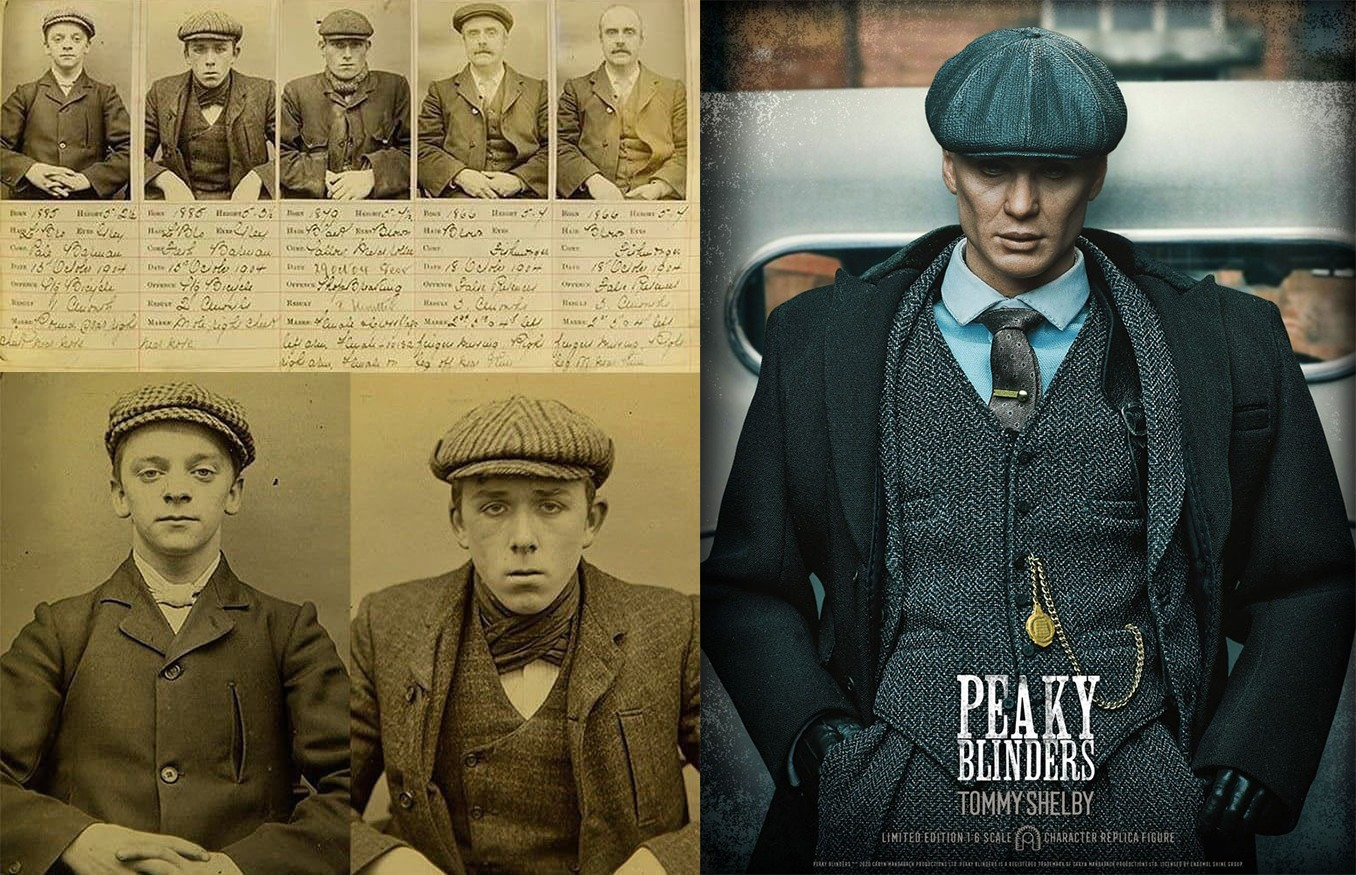 La véritable histoire des Peaky Blinders