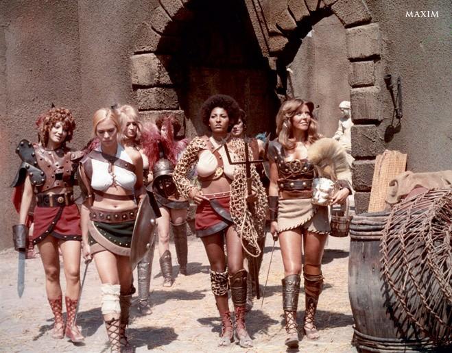 Gladiatrices : des femmes dans les arènes romaines - Cultea