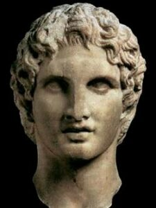 Alexandre le Grand - Cultea