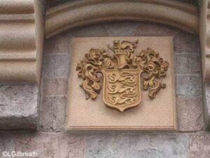 Blason de la famille de Walt Disney - Cultea
