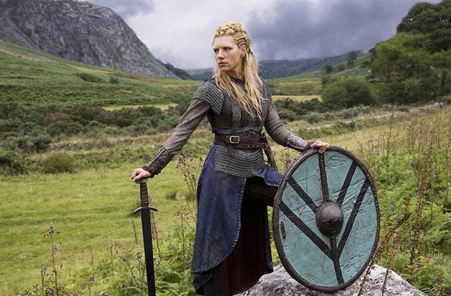 Lagertha, guerrière viking légendaire - Cultea