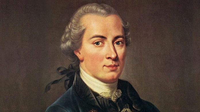 Emmanuel Kant, le philosophe aux nombreuses excentricités