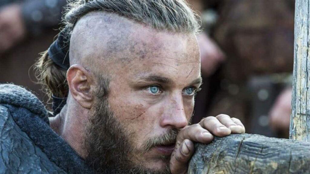 Ragnar Lodbrok interprété par Travis Fimmel - Cultea
