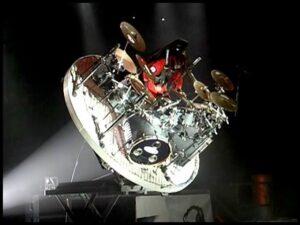 Joey Jordison live - Cultea