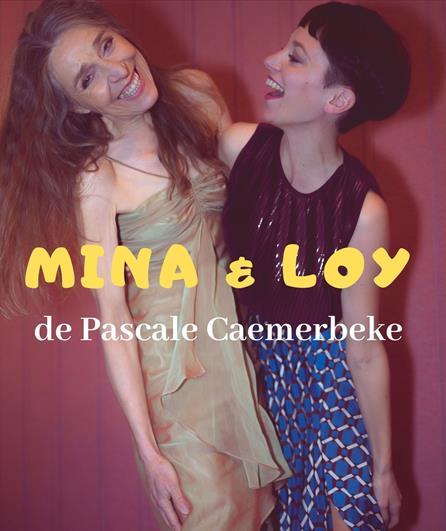 Mina & Loy de Pascale Caemerbeke - Cultea