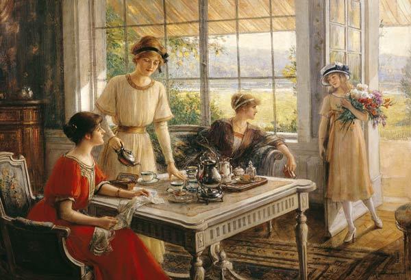 La consommation de thé en Angleterre : une longue histoire d'amour