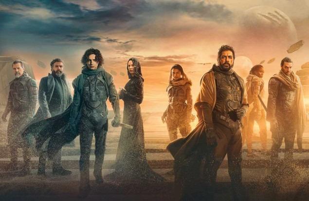 """""""Dune"""" : nouvelle bande-annonce impressionnante pour le film de SF - Cultea"""