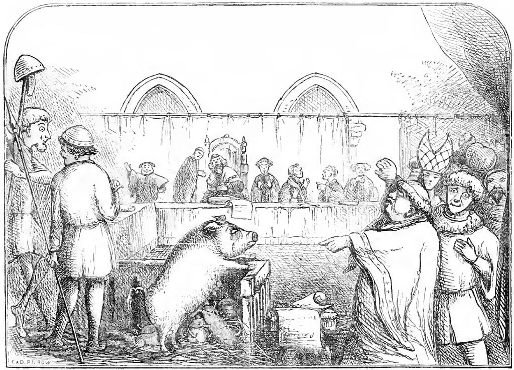 Les procès des animaux au Moyen Âge : les bêtes face à la justice