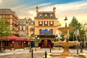 Disneyland Paris Pixar