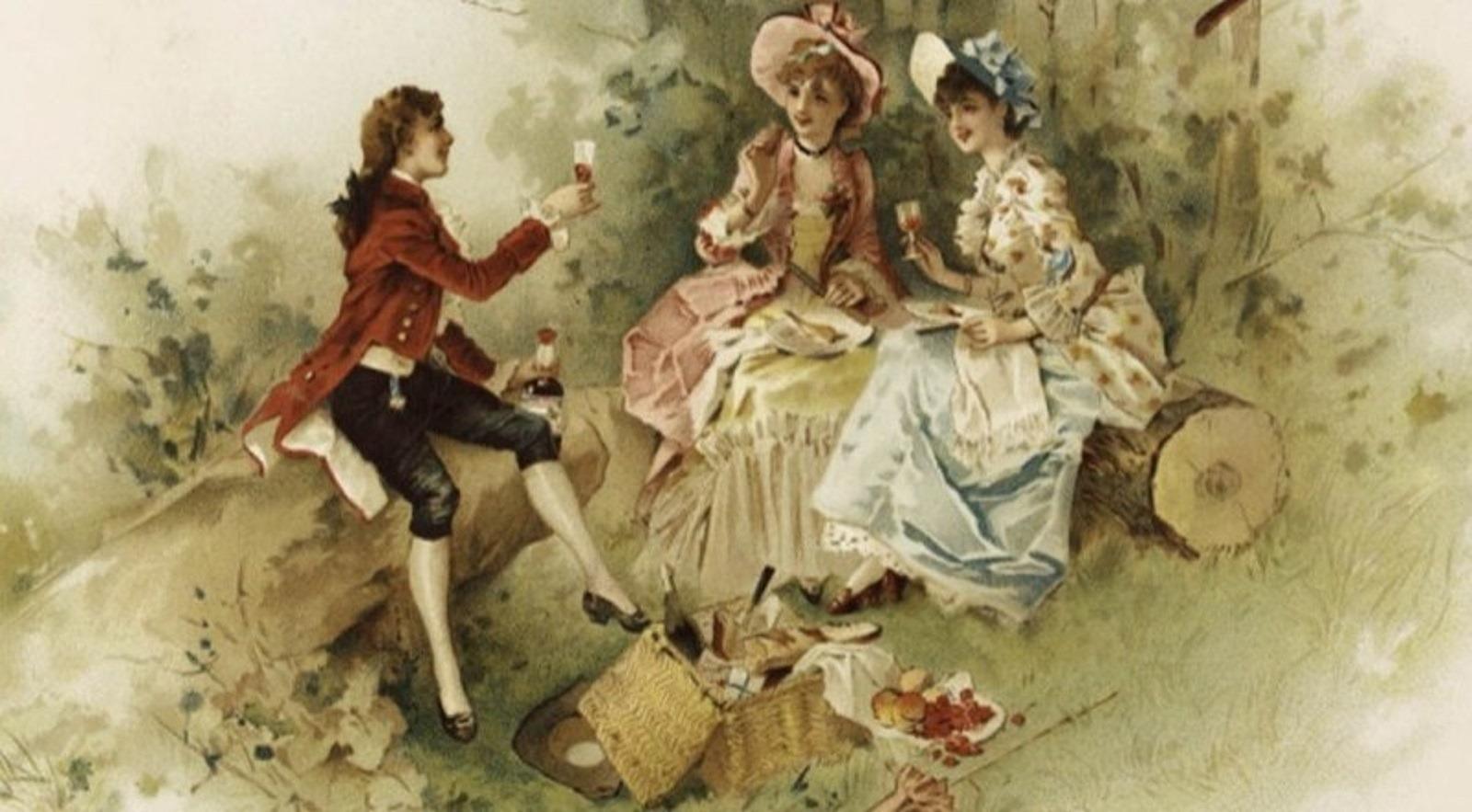 L'apéritif de médical à convivial : les origines de la tradition