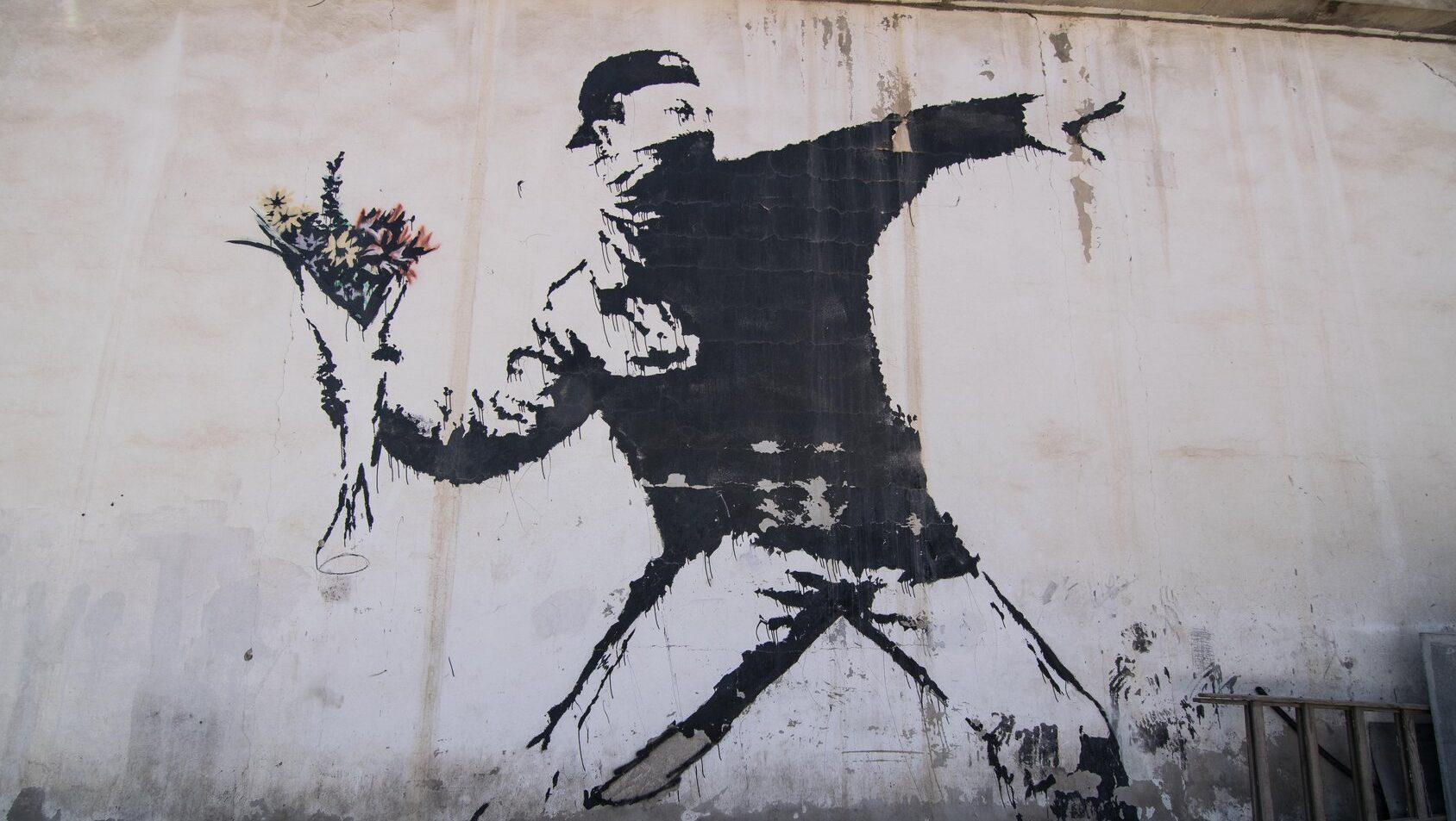 Banksy, le street artiste de la dénonciation