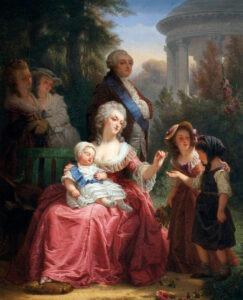 Marie-Antoinette Louis XVI