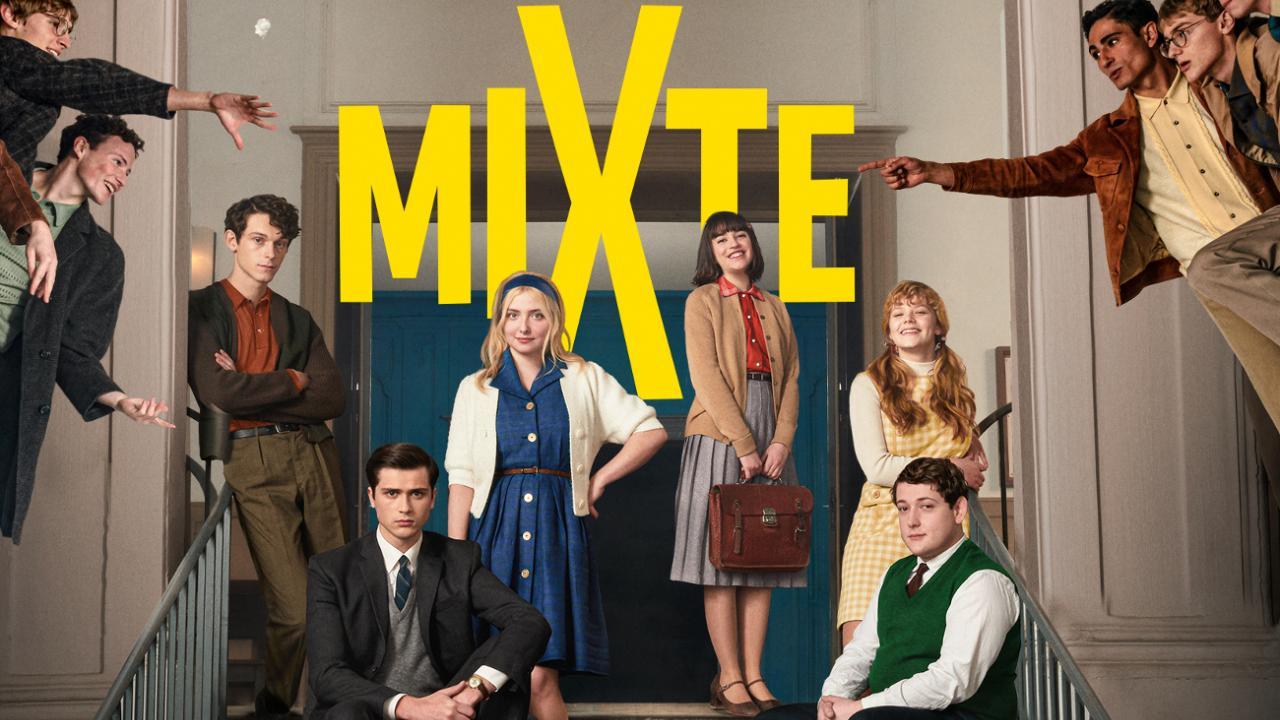 """""""Mixte"""" : la série qui fait de la place aux filles ! - Cultea"""