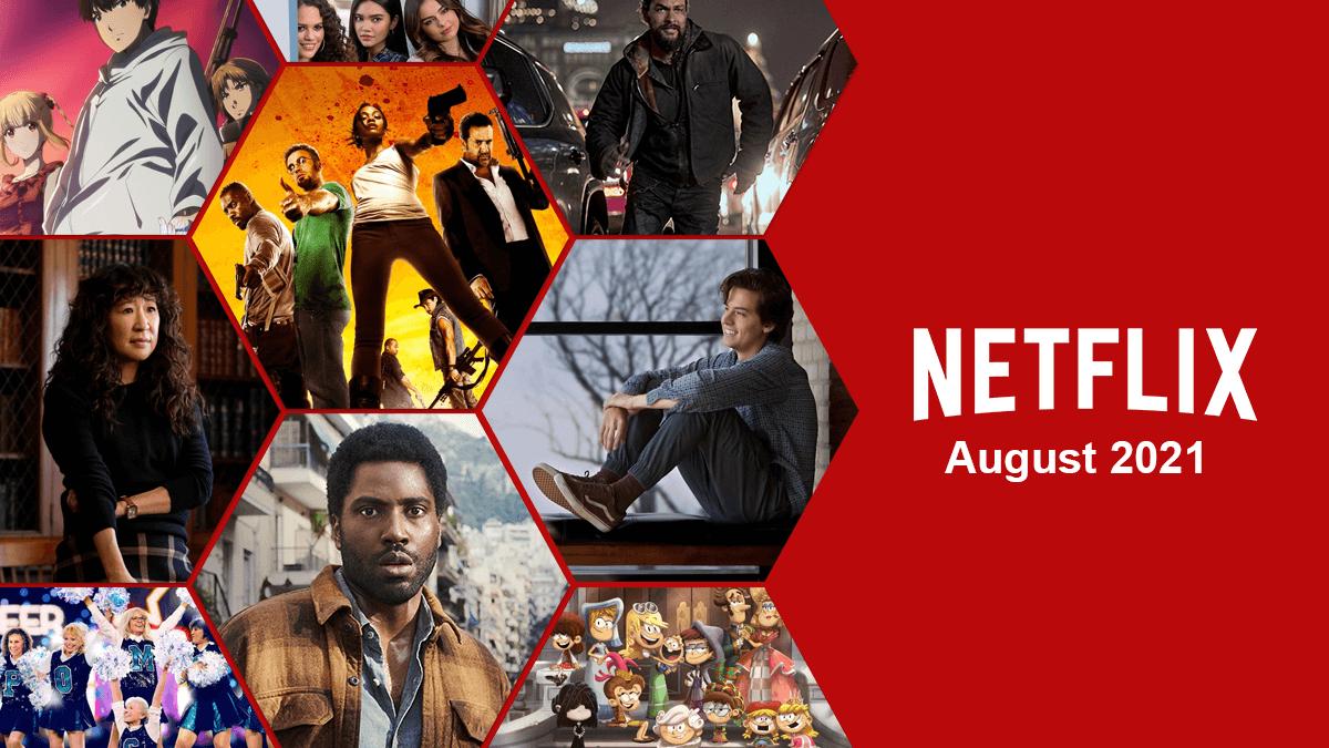Netflix en août 2021 : les programmes immanquables à binge-watcher