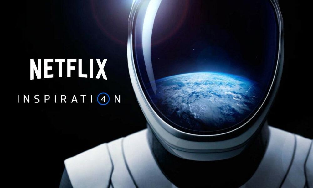 Countdown : Inspiration4 mission to space : on quitte la terre avec Netflix