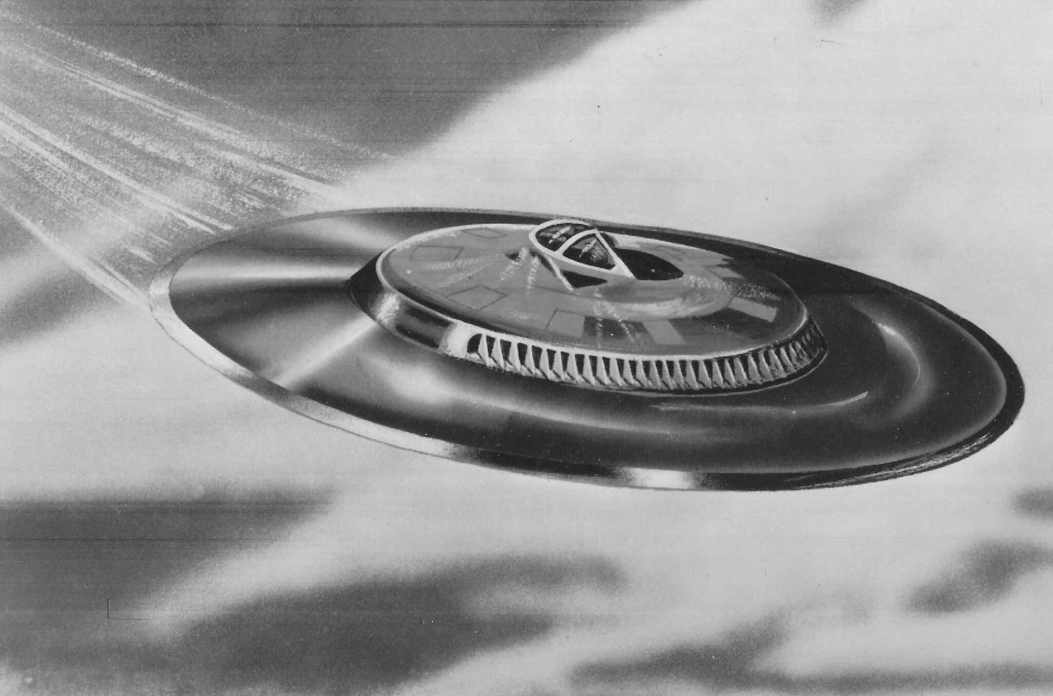 Soucoupes volantes : 1947, la première apparition des OVNIS