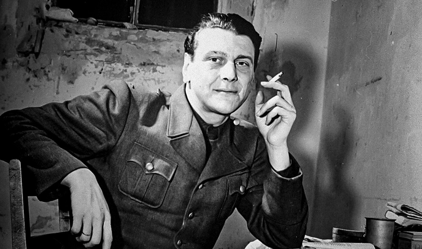 Otto Skorzeny, l'ancien SS qui travailla pour le Mossad après la guerre