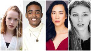 Stranger Things saison 4 casting