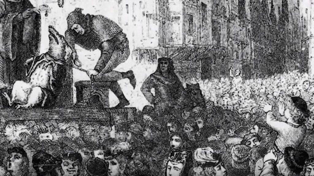 Procès d'animaux au Moyen Âge - Cultez