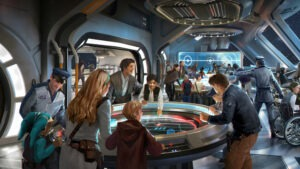 Star Wars : Galactic Starcruiser - Cultea