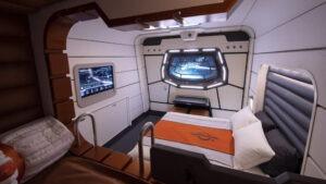 Galactic Starcruiser chambres - Cultea