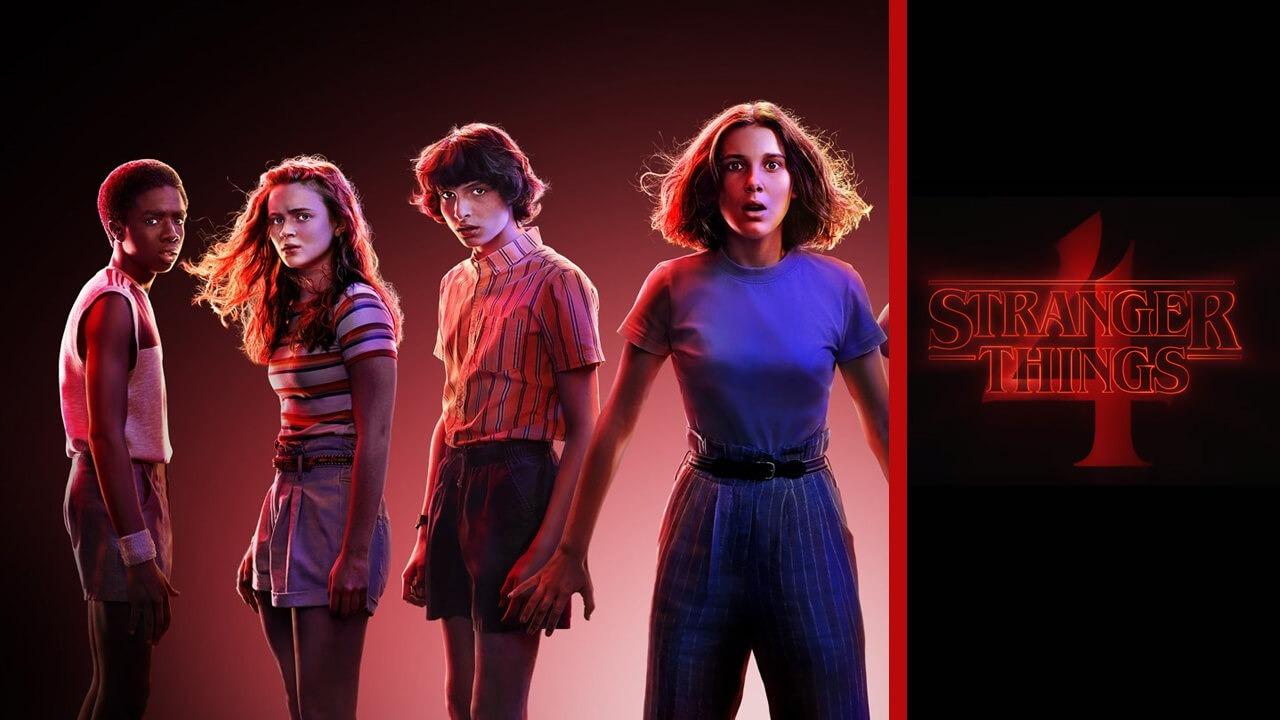 """""""Stranger Things"""" saison 4 sur Netflix : le producteur donne des nouvelles"""