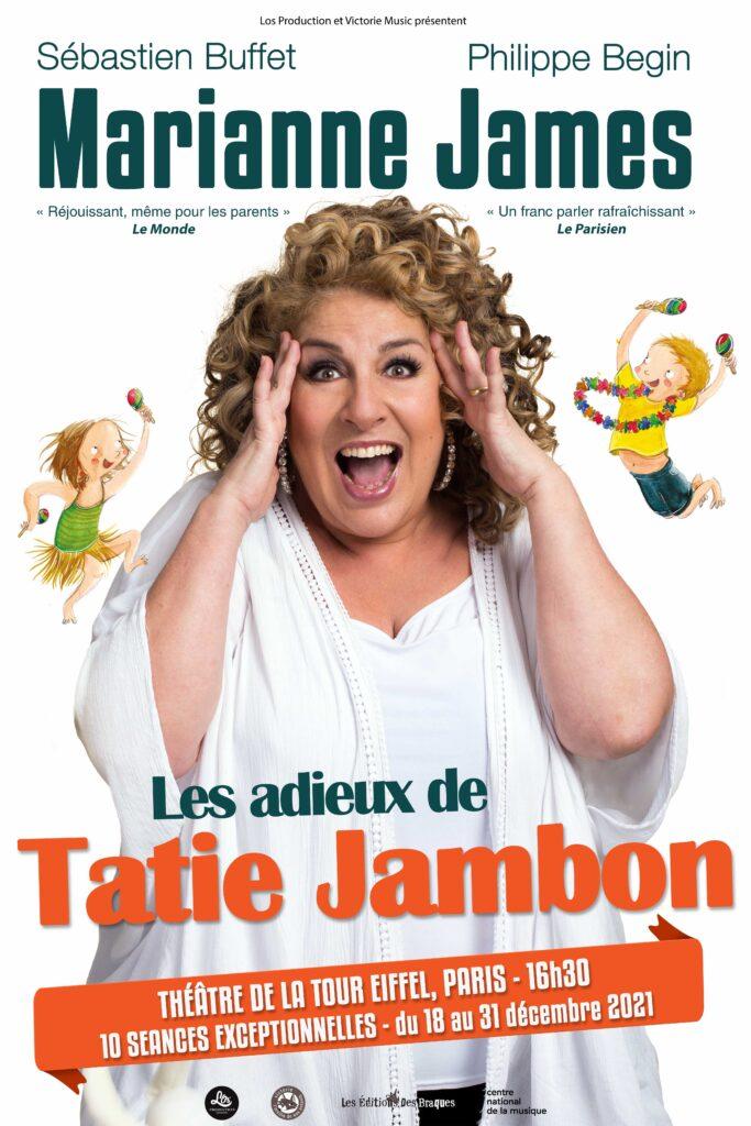 TATIE JAMBON - Marianne James