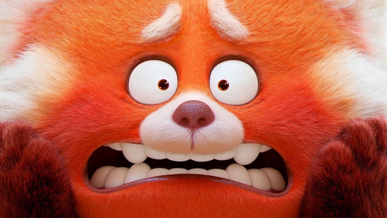 """Alerte Rouge"" : c'est quoi ce prochain Pixar plein de poils ?"