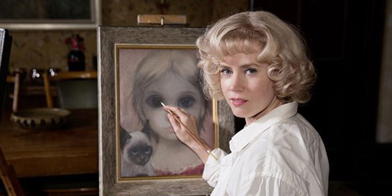 """""""Big Eyes"""" de Burton : Découvrez la véritable histoire de Margaret Keane"""