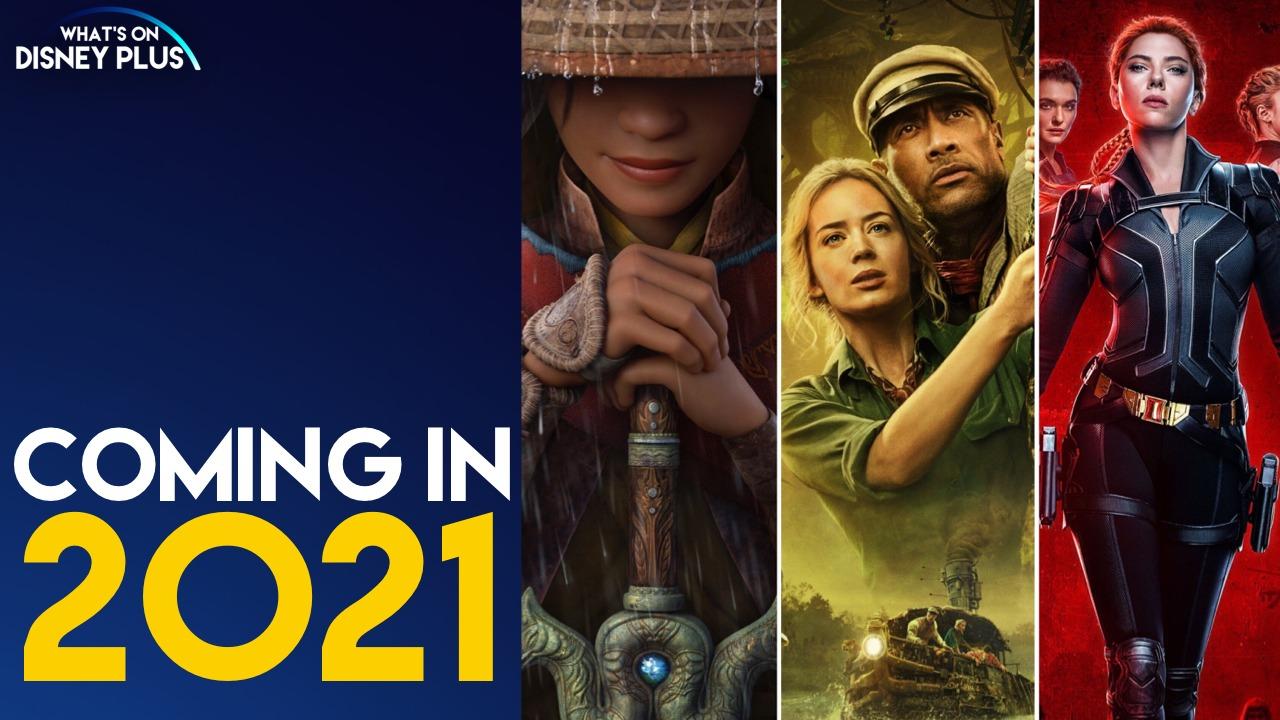 """C'est la fin des sorties simultanées en salles et sur """"Disney+"""" (en 2021) - Cultea"""