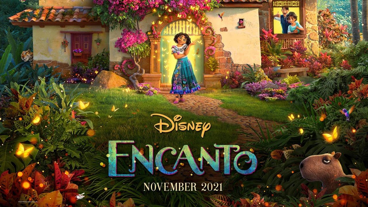 """""""Encanto"""" : de quoi parlera ce 60ème """"Classique d'Animation"""" Disney ?"""