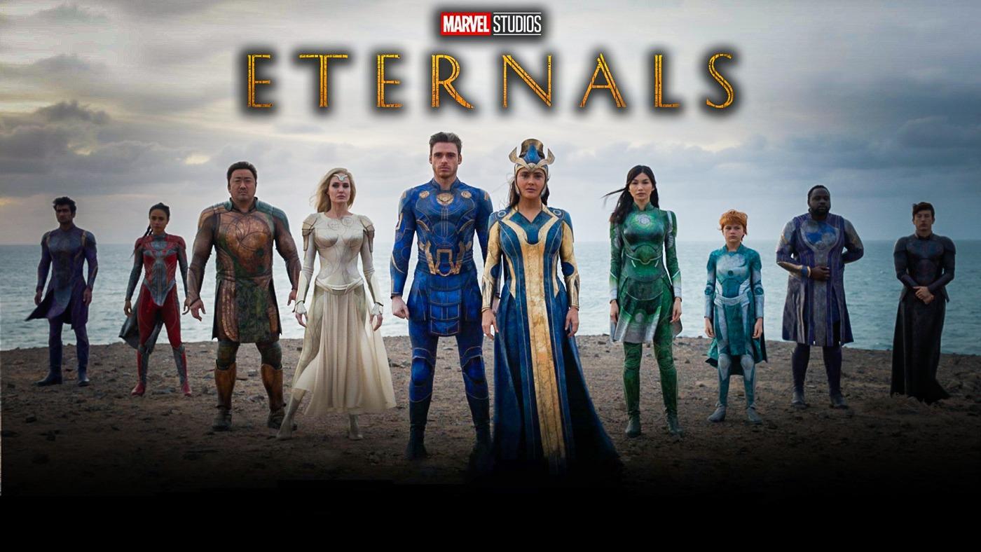 """Pourquoi """"Les Eternels"""" n'ont-ils pas affronté Thanos ? Chloé Zhao répond"""