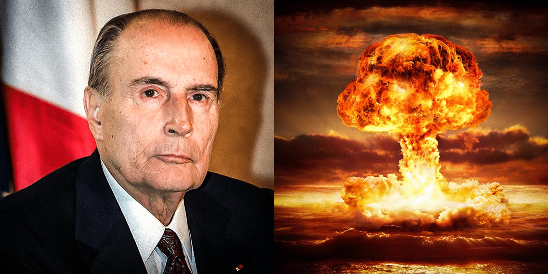 Le jour où François Mitterrand a perdu les codes nucléaires