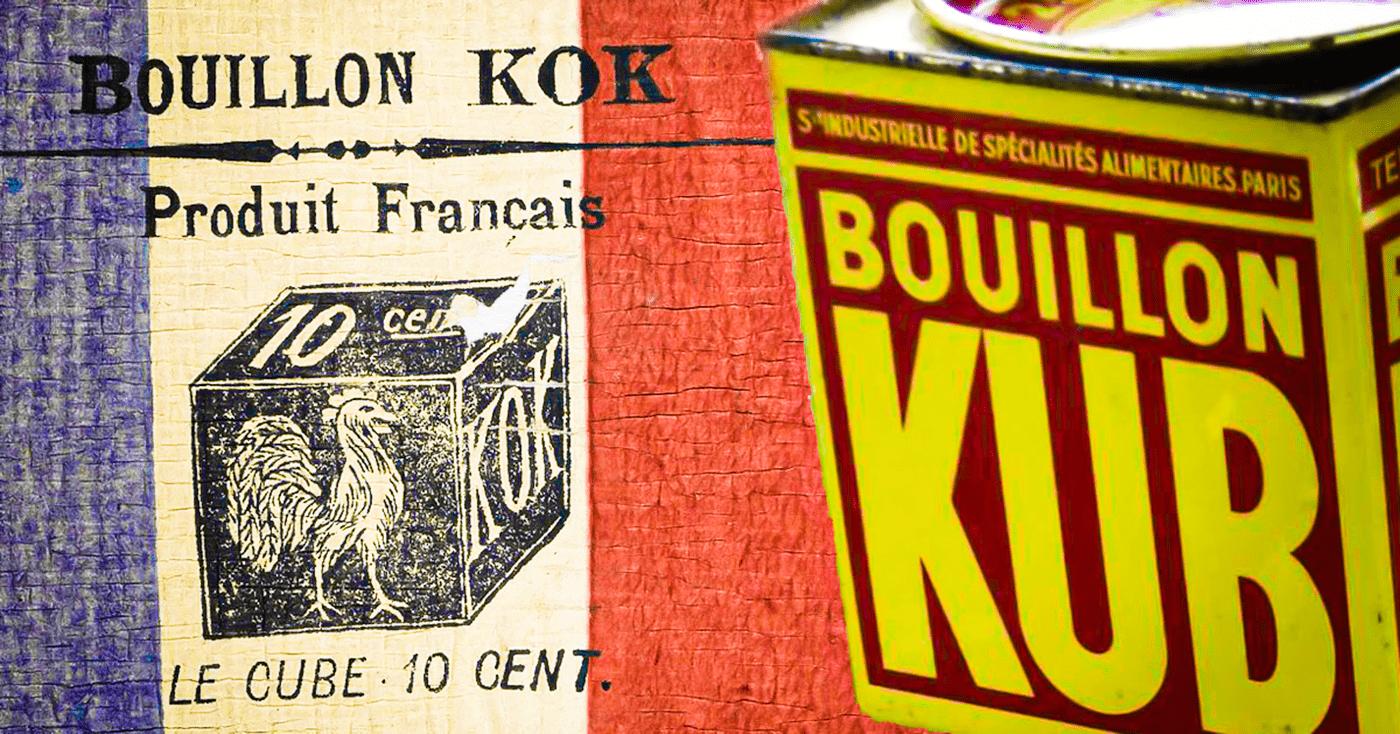"""14-18 : quand Maggi et ses """"Bouillons KUB"""" étaient accusés d'espionnages"""