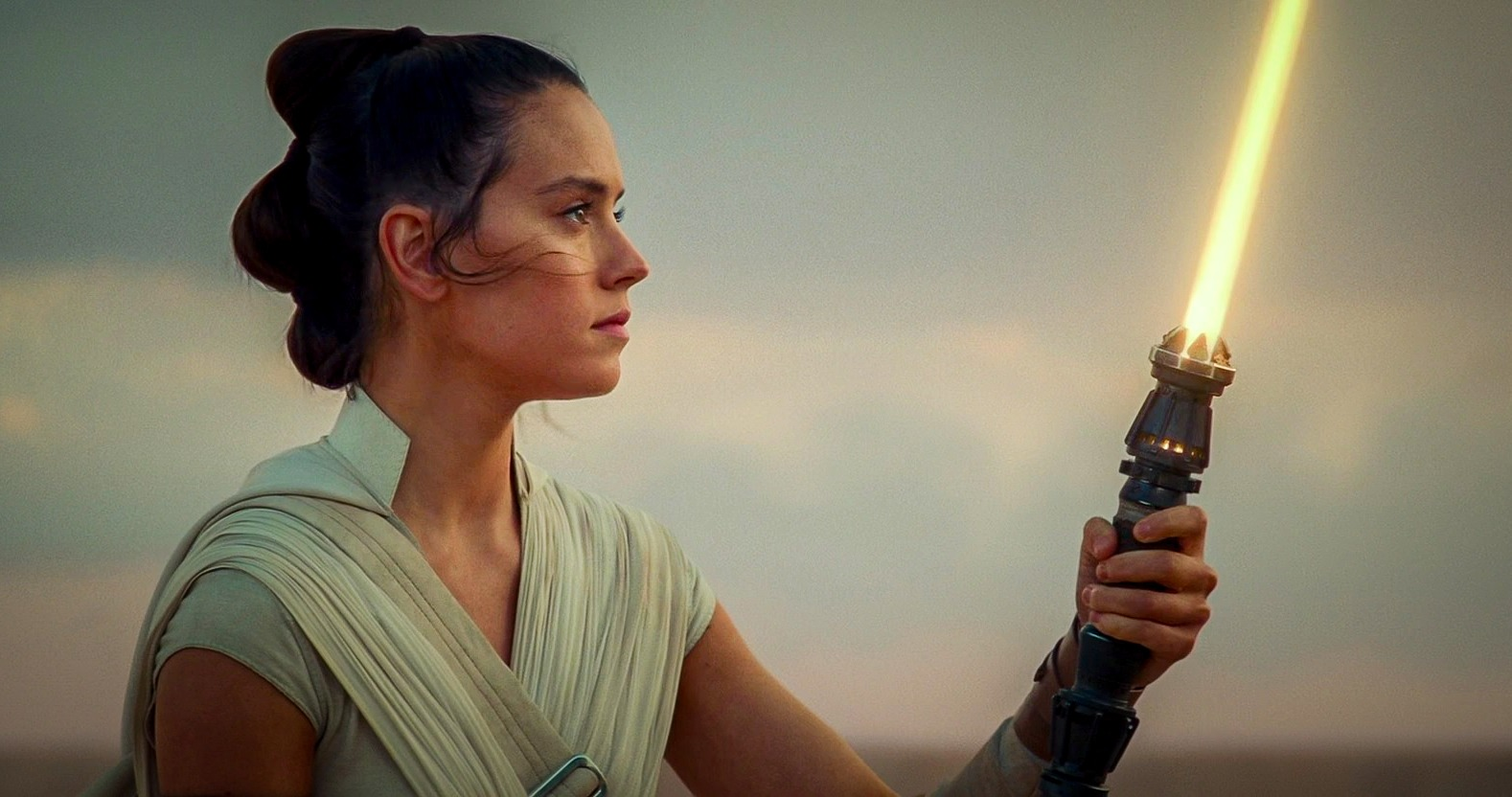 """""""Star Wars"""" : le sabre-laser de Rey est désormais accessible au public !"""