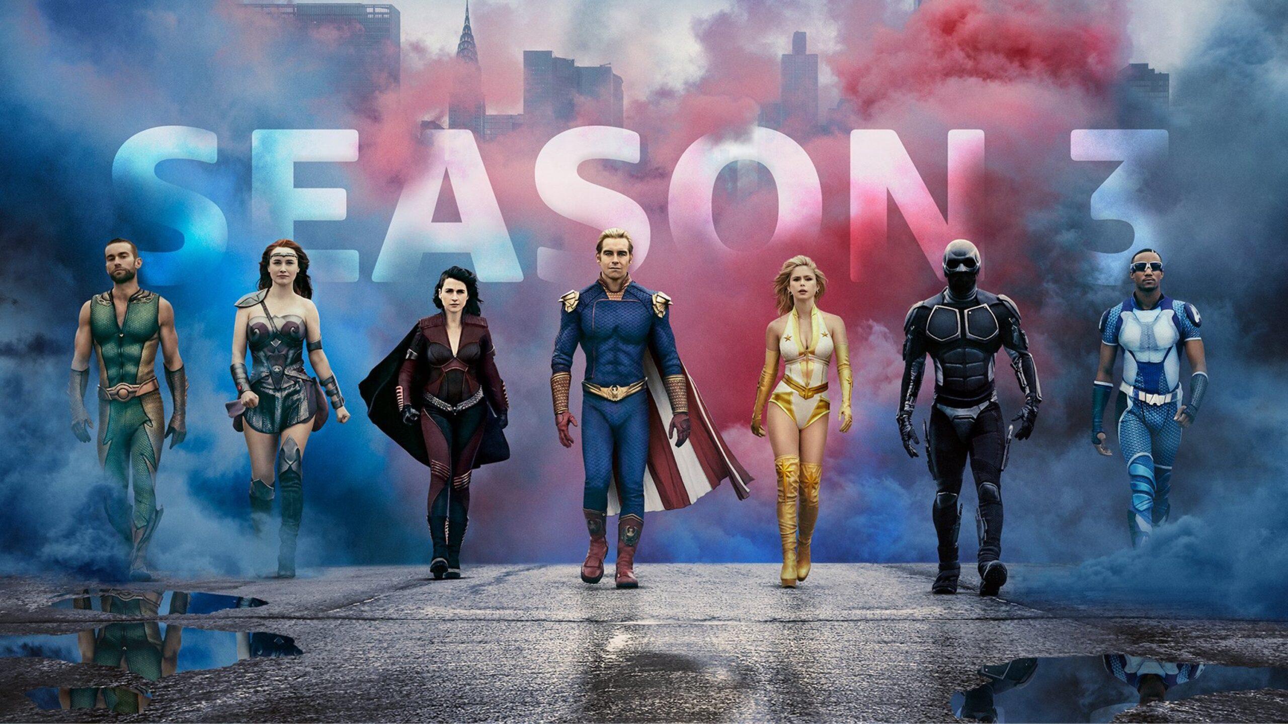 """""""The Boys"""" : en attendant la saison 3, un spin-off est commandé !"""
