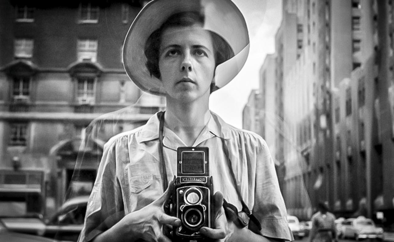 Vivian Maier : qui était donc cette photographe de l'ombre ? - Cultea