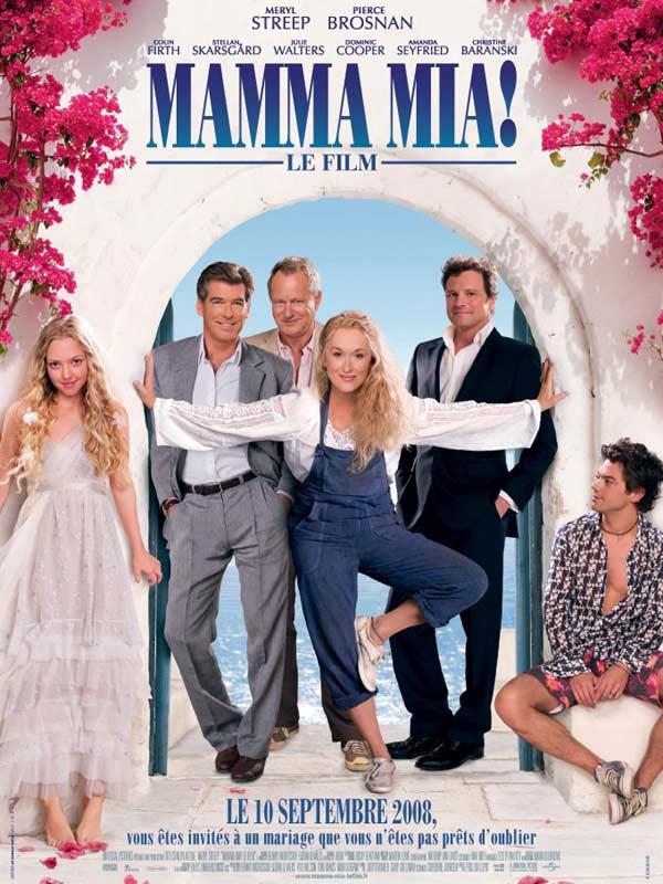Mamma Mia ! Le film - Cultea